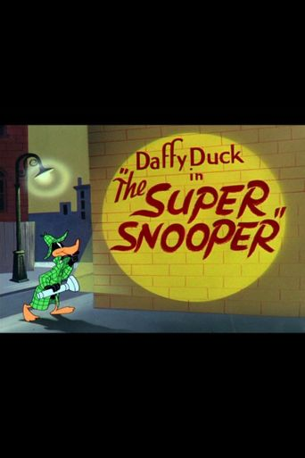 The Super Snooper Poster