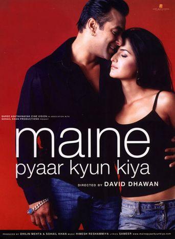 Maine Pyaar Kyun Kiya? Poster