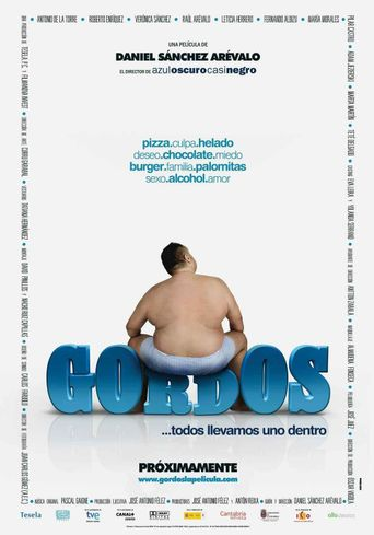 Fat People Poster