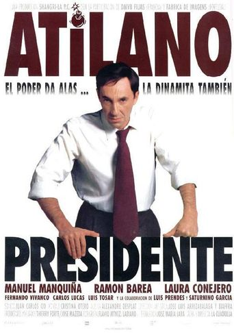 Atilano, presidente Poster