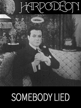 Somebody Lied Poster