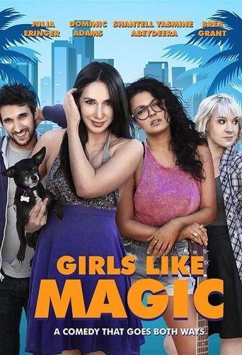 Girls Like Magic Poster