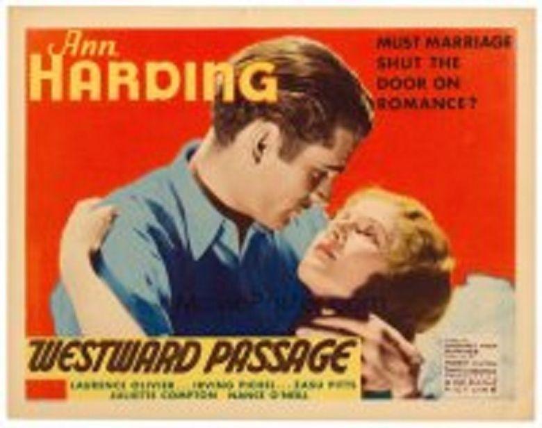 Westward Passage Poster