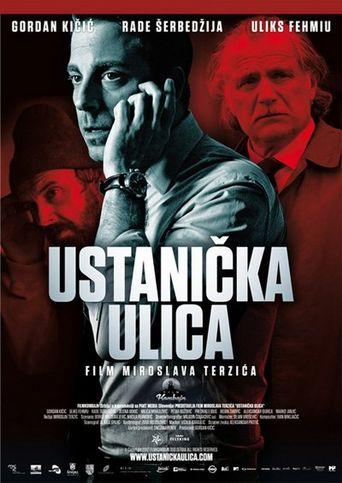 Ustanicka Street Poster