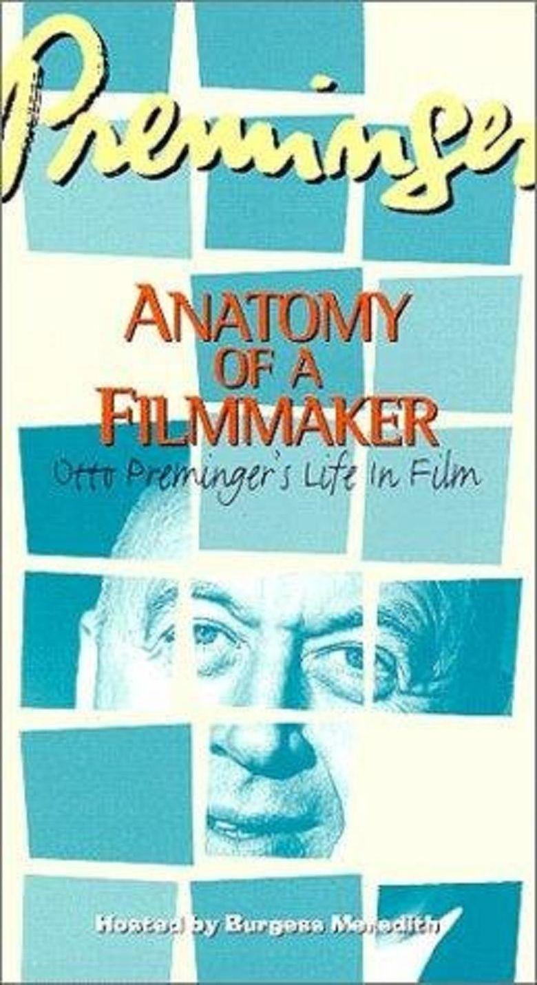 Preminger: Anatomy of a Filmmaker Poster