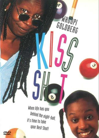 Kiss Shot Poster