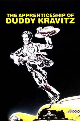 The Apprenticeship of Duddy Kravitz Poster