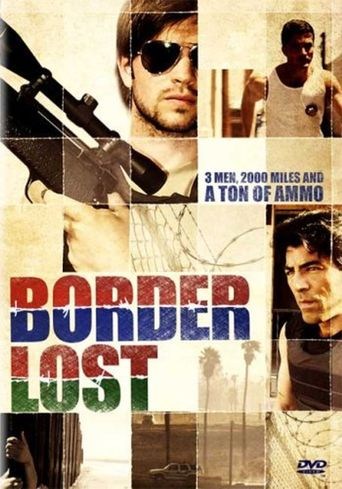 Border Lost Poster