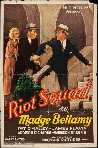 Riot Squad Poster