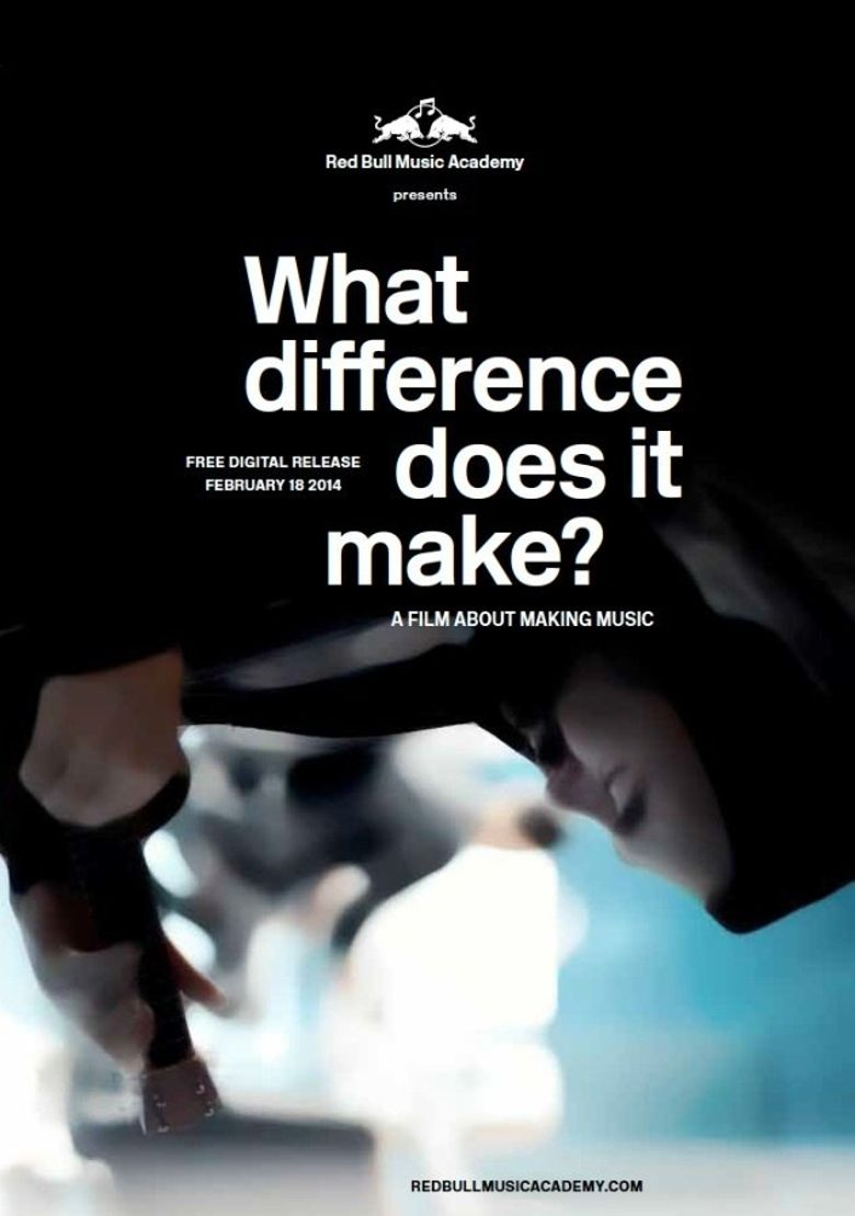 What Difference Does It Make? Poster
