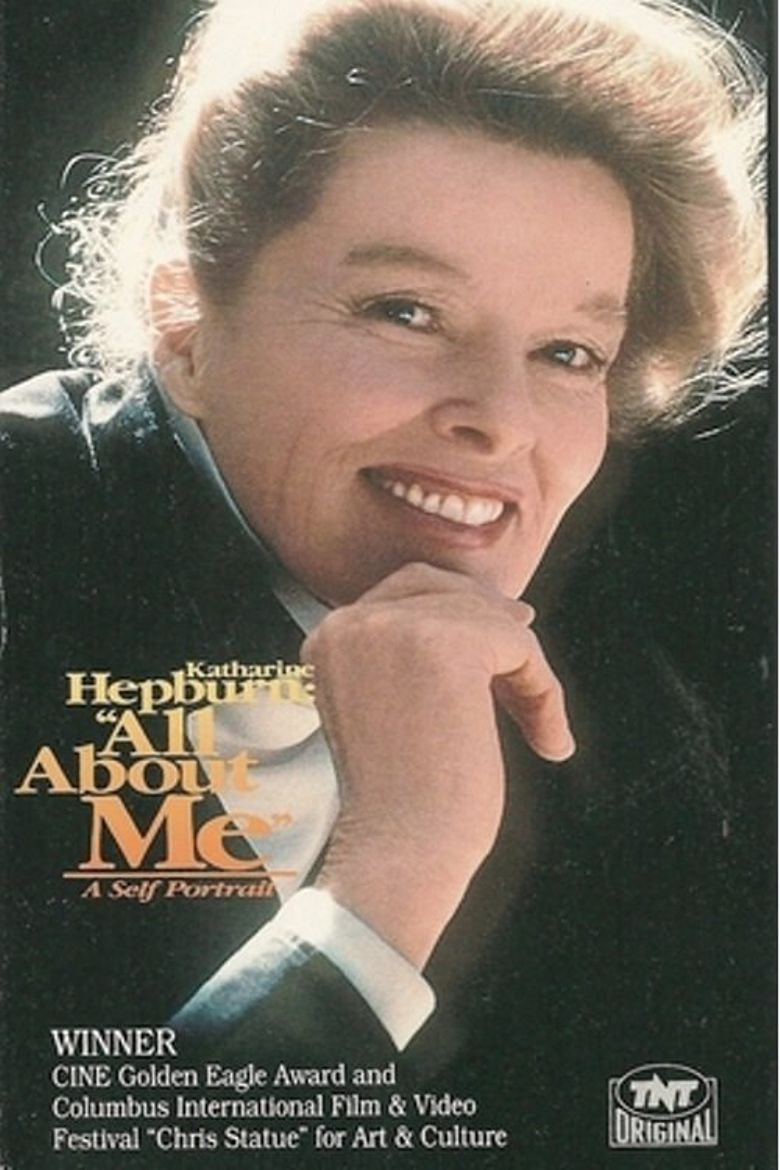 Katharine Hepburn: All About Me Poster