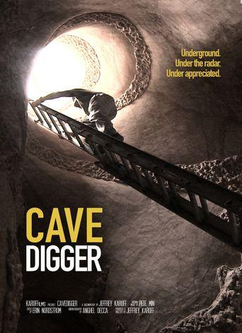Cavedigger Poster