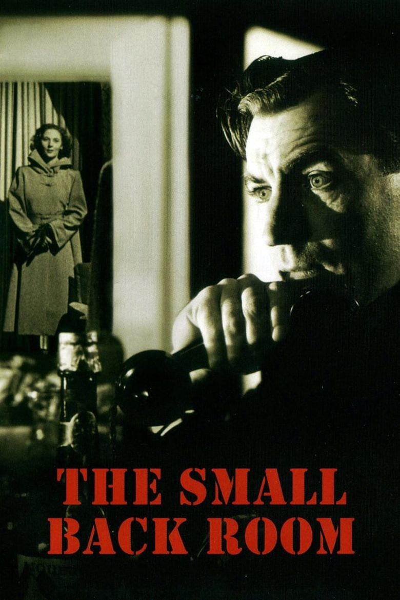The Small Back Room Poster