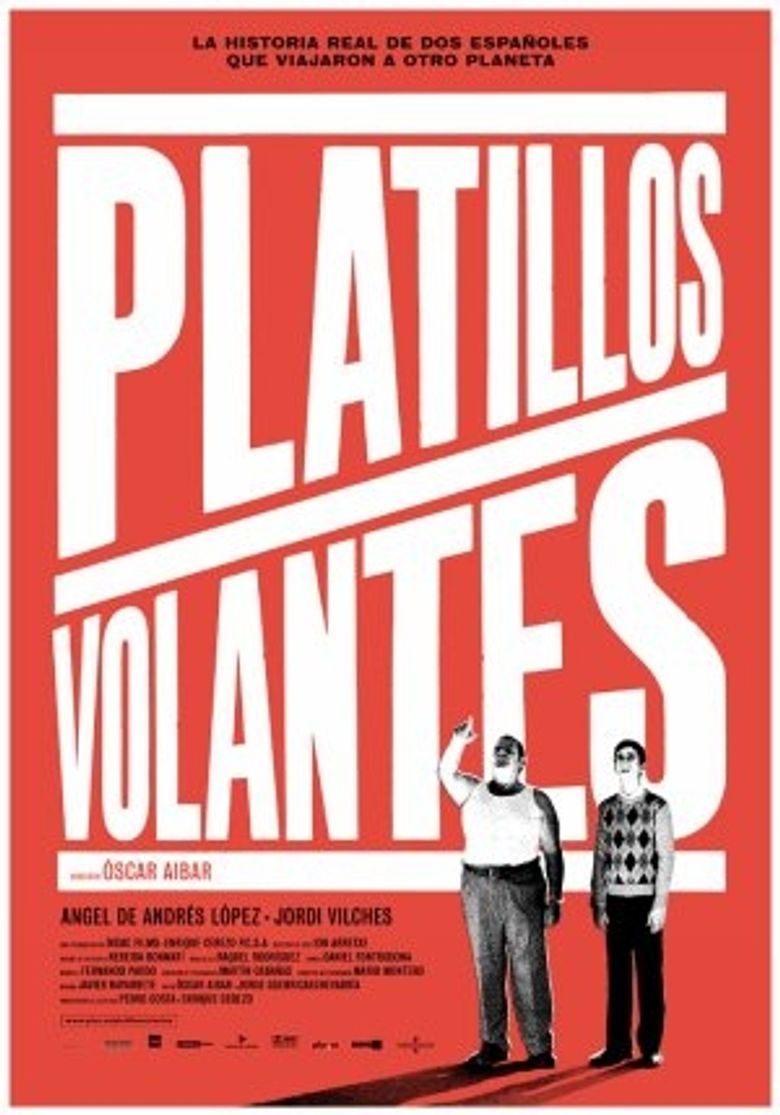 Platillos volantes Poster