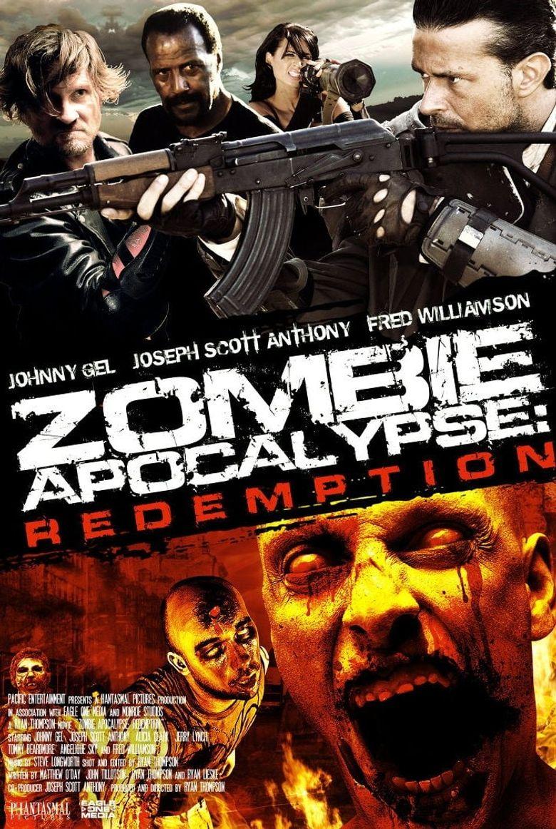 Zombie Apocalypse: Redemption Poster