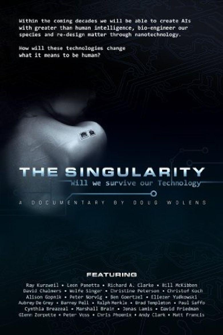 The Singularity Poster