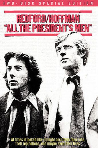 "Telling the Truth About Lies: The Making of ""All the President's Men"" Poster"