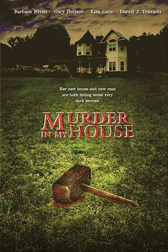 Murder in My House Poster