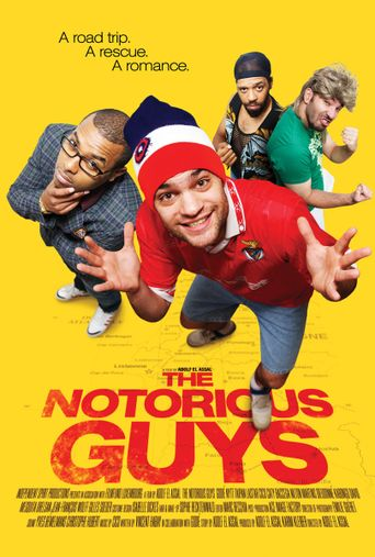 The Notorious Guys Poster