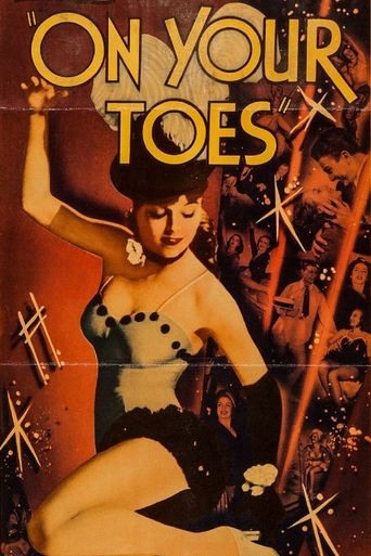 On Your Toes Poster
