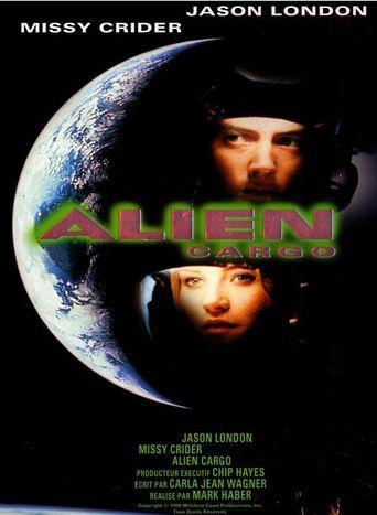 Alien Cargo Poster