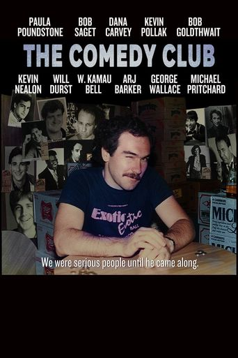 The Comedy Club Poster