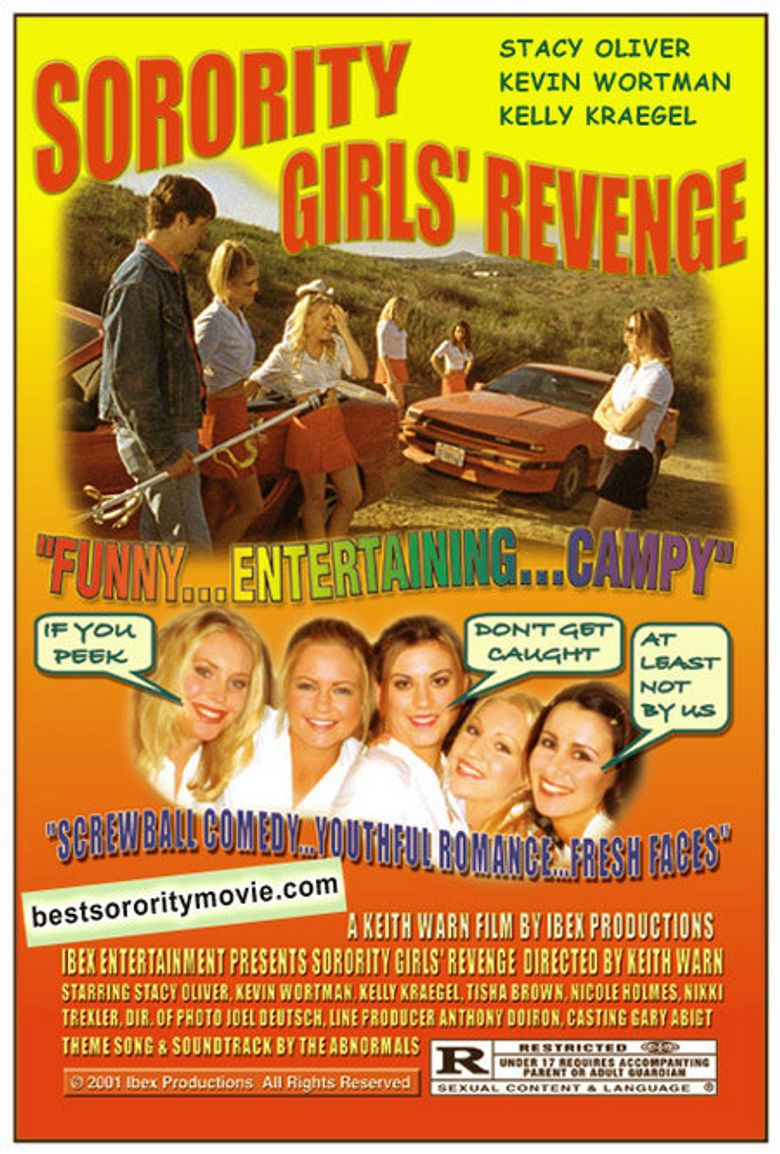 Sorority Girl's Revenge Poster