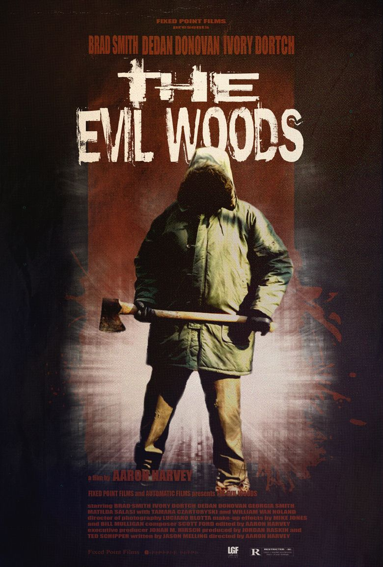 The Evil Woods Poster
