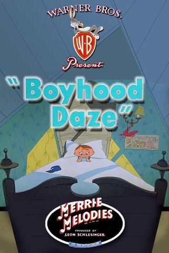 Boyhood Daze Poster