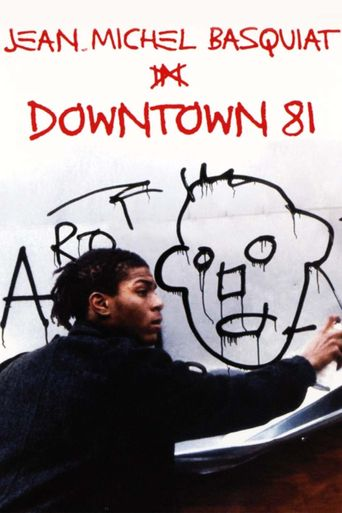 Downtown '81 Poster