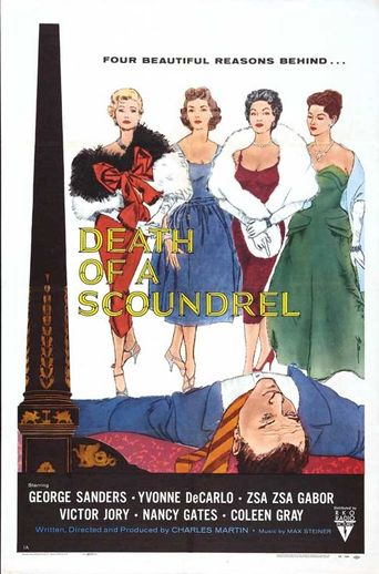 Watch Death of a Scoundrel