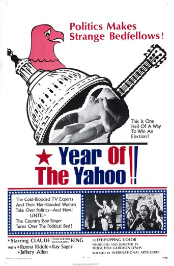 The Year of the Yahoo! Poster