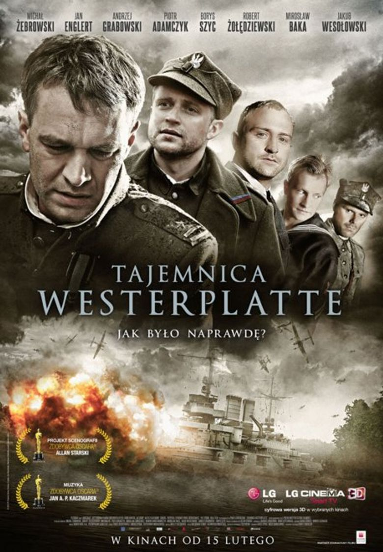 Battle of Westerplatte Poster