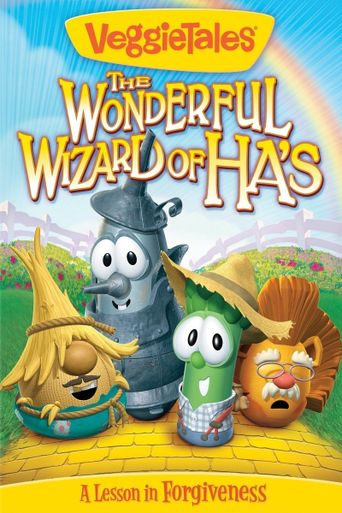 VeggieTales: The Wonderful Wizard of Ha's Poster