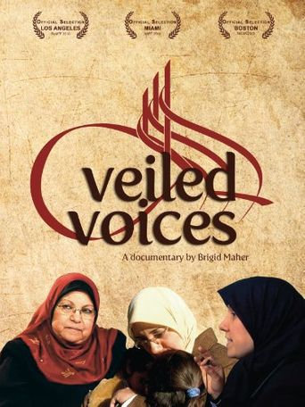 Veiled Voices Poster