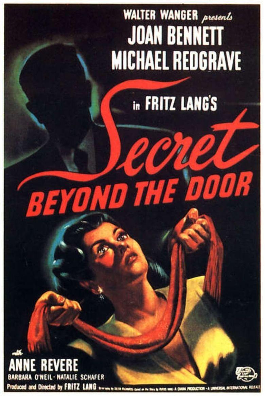 Secret Beyond the Door Poster