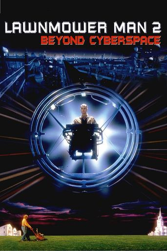 Lawnmower Man 2: Beyond Cyberspace Poster