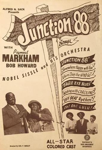 Junction 88 Poster