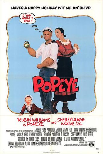 Watch Popeye
