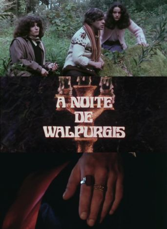 A Noite de Walpurgis Poster