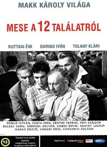 Tale on the 12 Points Poster