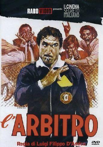 L'arbitro Poster