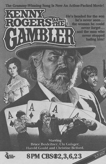 Kenny Rogers as The Gambler Poster