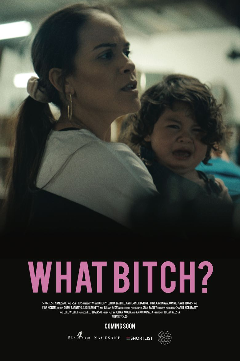 What Bitch? Poster