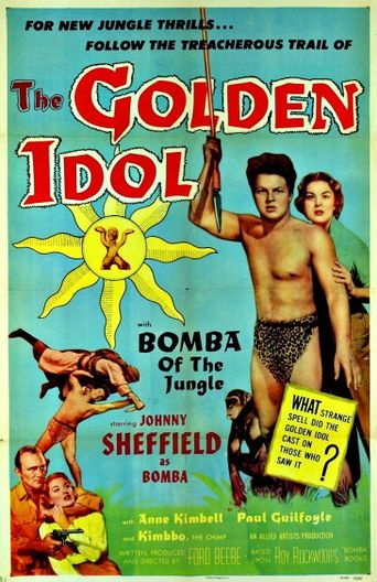 The Golden Idol Poster