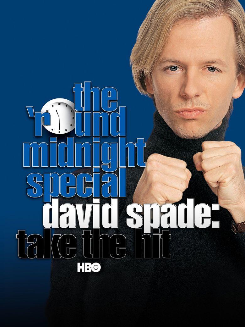 David Spade: Take the Hit Poster