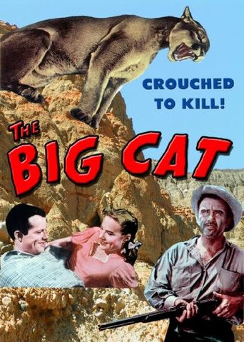 The Big Cat Poster
