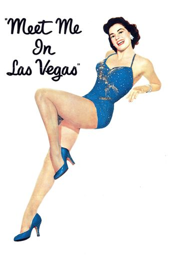 Meet Me in Las Vegas Poster