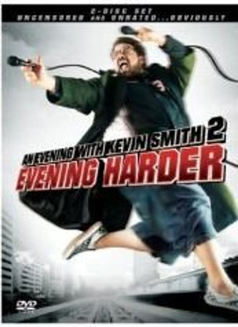 An Evening with Kevin Smith 2: Evening Harder Poster
