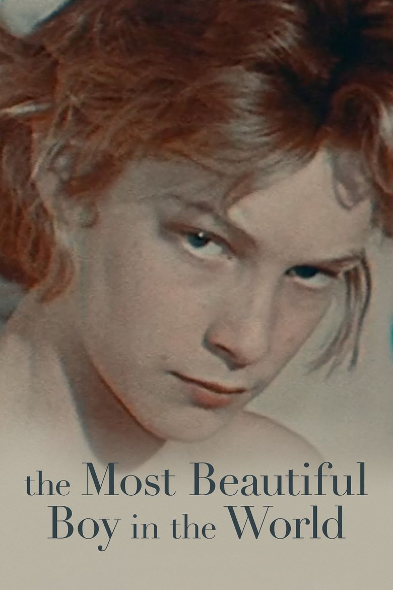 The Most Beautiful Boy in the World Poster